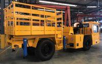 Service utility vehicles
