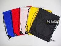 Nylon Drawstring Bag Printing Malaysia