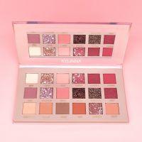 18 Color Eyeshadow Palette Matte Shimmer Glitter Eye Shadow Makeup Cosmetics
