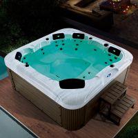 Monalisa 6 Seating 1 Recliner Whirlpool Massage SPA Bathtub M-3376