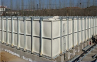 GRP/FRP/SMC tanks for store water in high quality factory