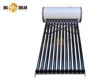 OEM Heat pipe pressurized solar water heater 150L