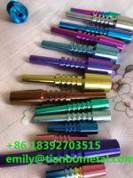 gr2 titanium nail for sale titanium nail, electronic nail Dab titanium nail 6 in 1 male & female,titanium nail grade 2