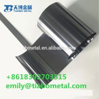 2019 hot sale tech brand 0.05mm tungsten foil in stock baoji tianbo
