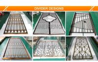 stainless steel partition