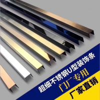 Stainless Steel decorative Trim Strip