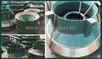 After Market Telsmith Crusher Parts, Bowl Liner, European Crusher Parts, Mcclosky Crusher Parts