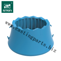 Spare parts for cone crusher