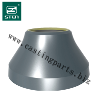 Crusher Parts, Bowl Liner, European Crusher Parts, Trio Crusher Parts