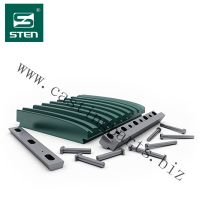 Swing Jaw Plate for PE-900 X1200 Jaw Crusher with stock in China and Sri-Lanka