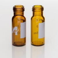 laboratory consumable chromatography screw HPLC vial for agilent