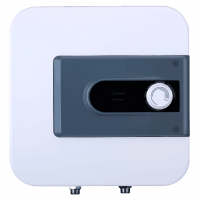 Small wall-mounted compact water heater