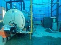 Horizontal Gas/Oil Fired Steam Boiler