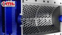 TSP-SERIES SINGLE SHAFT PLASTIC SHREDDER