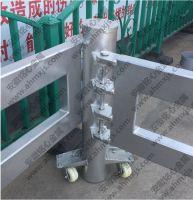 Folding Safety Guardrails Highway Barrier