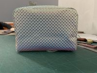 Fashion cosmetic bag new style smart cosmetic bag with gradient color