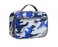 2019 fashion wholesale 600D cooler bag camouflage tote cooler bag