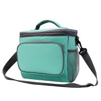 2019 fashion wholesale 600D cooler bag shoulder bag