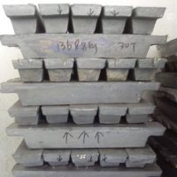 Pure Lead Ingot 99.994% 99.99% 99.98% 99.9% 99.5% 99.8%, Lead And Metal Ingots, Remelted Lead Ingots
