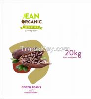 EAN ORGANIC COCOA BEANS