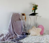 Blanket with Night Star