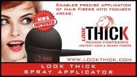 Hair Fiber Spray Applicator