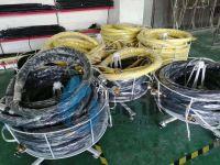 Crack sealing machine pipe, Waterproof asphalt pipe, electric heating hose