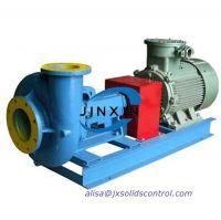 drilling fluid centrifugal pump sand pump