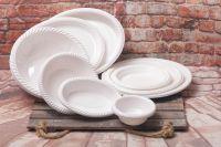 Disposable Plastic Plate