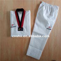 High quality OEM martial arts cothes taekwondo uniform