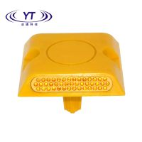YT High Quality 43 Glass Beads Reflector Plastic Road Stud road marker