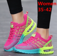 Women Outdoor Breathable Comfortable High Quality Athletic Sport Shoes Shoes Lightweight Athletic Mesh Sneakers