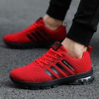 Men's Wonmen's Casual Air Cushion Shoes Running Sport Shoes Man Wonmen Breathable Shoes