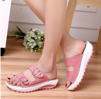 Summer New Style Fashion Women's Slippers Casual Shoes Fitness Shoes