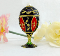 Foberge Egg Box-9