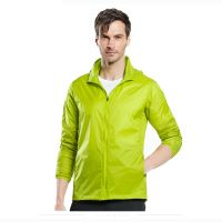 Thickening Mens Summer Anti-UV Sunproof Jacket Waterproof Windproof Nylon Outdoor Jacket