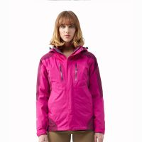 Fashion Womens Waterproof Softshell Jackets