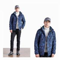 China Supplier Camo Jacket Brand Logo Windproof Warm Winter Jacket for Men