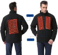 Winter Mens Battery Heated Coat