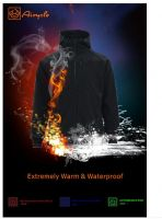 Winter 5V Rechargeable Battery Heated Jacket