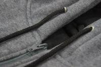 5V USB Battery Powered Self-Heating Fleece Hoodie Jacket