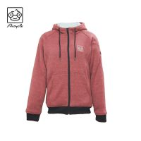 Warm Winter Battery Heated Hoodie Jacket, Woolen Sweater For Women