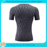 Boys new design t shirt dry fir t-shirt bulk wholesale custom shirt