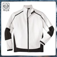 Fashion White Sports Breathable Hunting Jacket For Man And Woman