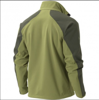 Wind And Water Resistant Fully Breathable Jacket With Additional Pocke