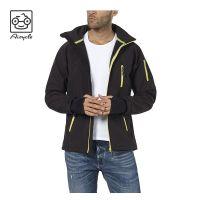 Wholesale Man Jacket 3 Layer Fleece Lined Lightweight Jacket