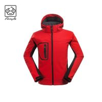 High Visibility Membrane Best Windstopper Soft Shells Jacket