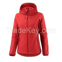 Fancy Outdoor Waterproof Women Softshell Jacket