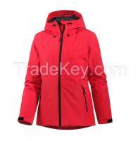 94 Polyester 6% Spandex Waterproof Softshell Jacket Cheap Jacket Black