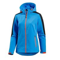Factory Supplier 100% Polyester Windbreaker Team Sports Jacket With Mi